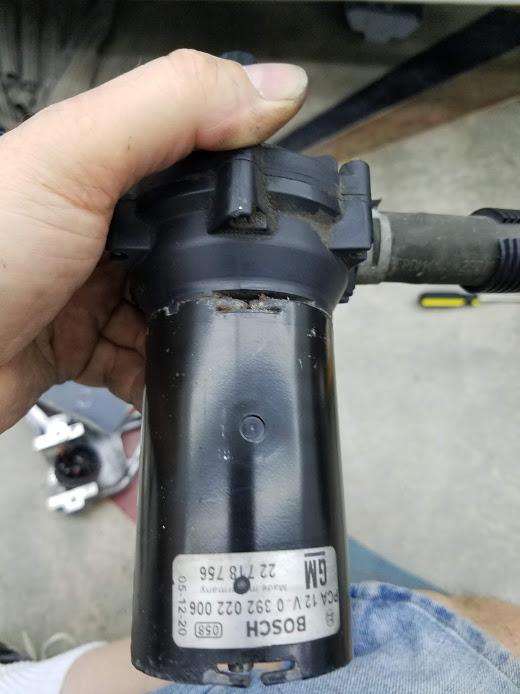 Bosch Intercooler Pump | DF Kit Car Forum