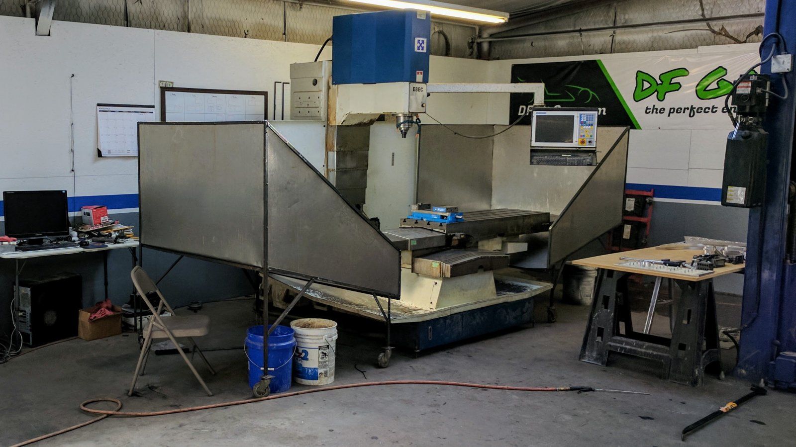 cnc mill in its new home.jpg