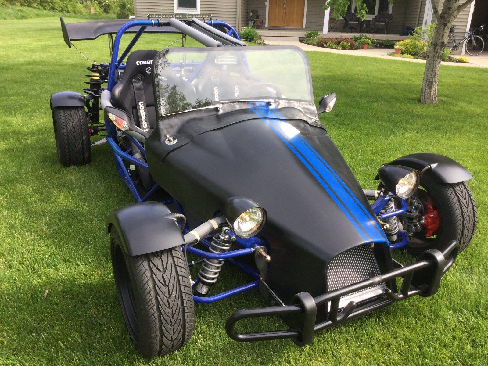 Df Kit Car >> Finished Goblin For Sale Df Kit Car Forum