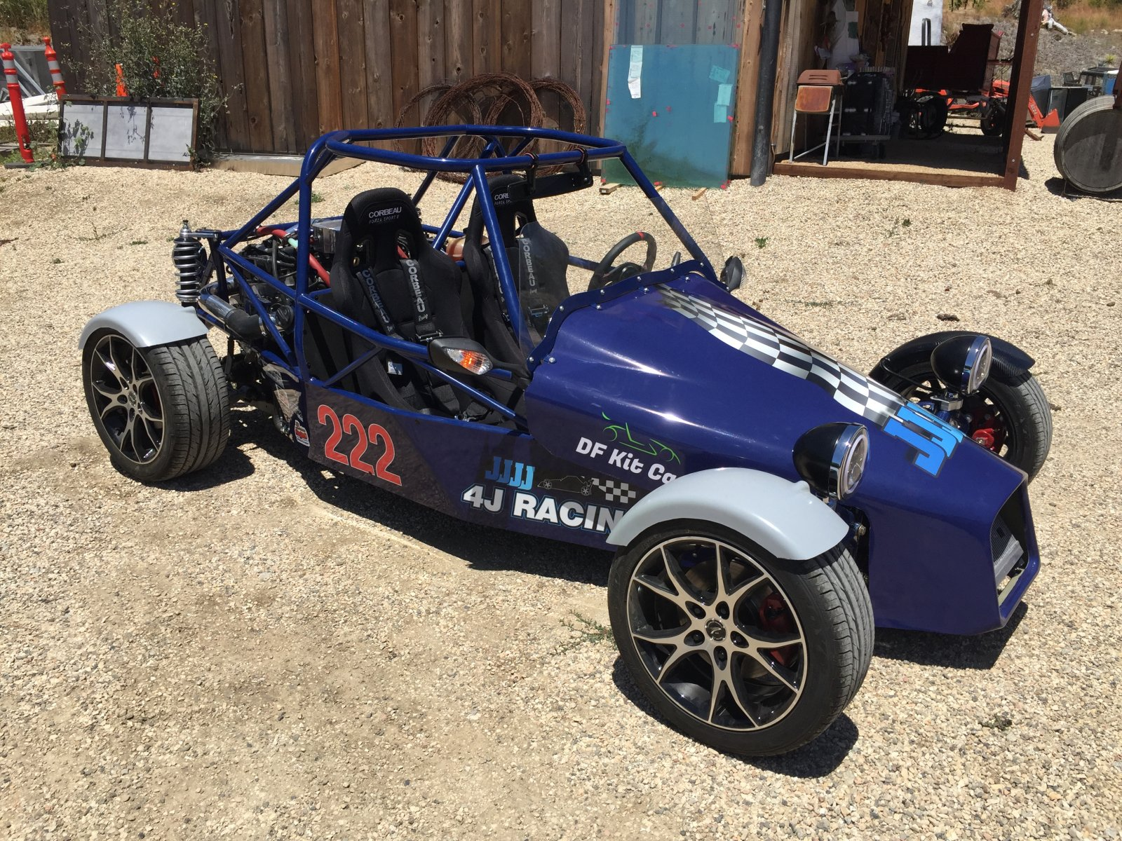 Jim4j Build Df Kit Car Forum