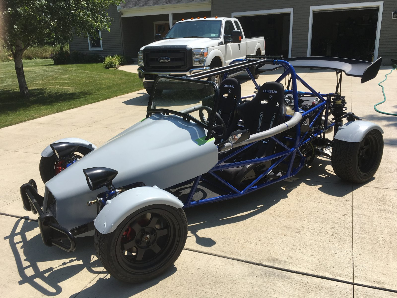 Is there anyway to get a roof on the goblin | DF Kit Car Forum
