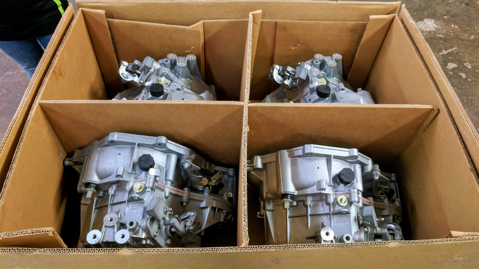 Zero Mile Getrag F23 Transmissions Available - $450 | DF Kit